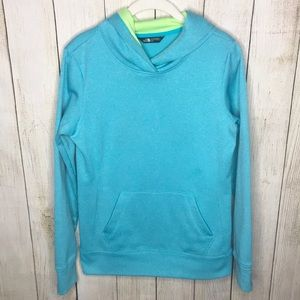 North Face Hooded Pullover Sweatshirt
